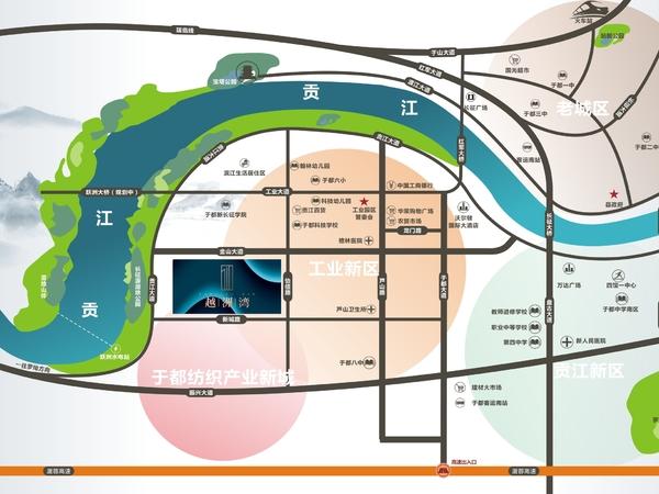 工業新區河邊的電梯園林小區,總價低,買房無壓力