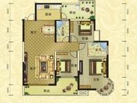 出售于都天成名都3室2厅2卫129平米99万住宅